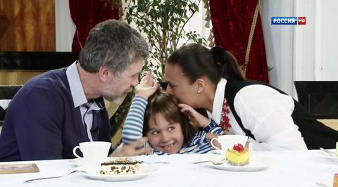 Субботник. Эфир от 20.06.2015. Валерий и Анна Яременко с сыном