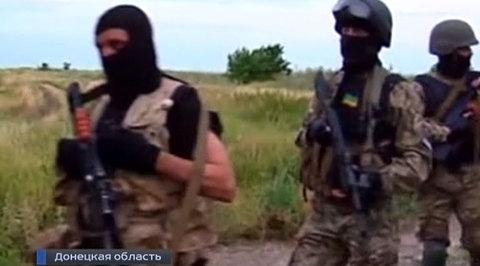 На Донбассе - ожесточенное перемирие