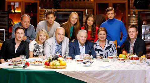 Большая семья. Владимир Андреев