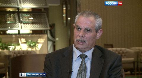 Командир Свободной сирийской армии дал эксклюзивное интервью