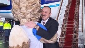 В Москву прилетела делегация из Азербайджана во главе с президентом страны