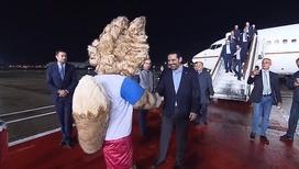 В Москву прилетела делегация из Ливана