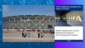 Старт чемпионата мира по футболу: счет пошел на часы