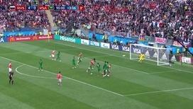 Артём Дзюба забивает третий гол