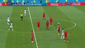 Дубль Лукаку помог бельгийцам разгромить сборную Панамы