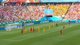 Сборная Перу одержала первую победу на чемпионате