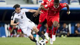 Швейцарцам хватило ничьей с Коста-Рикой для прохода в плей-офф