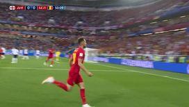 Бельгийцы открывают счет