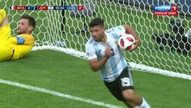 Финальный гол Агуэро не спас Аргентину от вылета