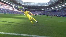 Аргентинцы забивают мяч и уравнивают шансы