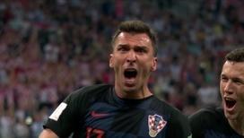Хорваты быстро сравнивают счет!
