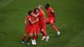Футболисты Бельгии не пустили сборную Бразилии в полуфинал