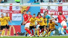 """Футболисты Бельгии выиграли """"бронзовый"""" матч World Cup-2018"""