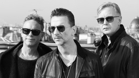 Новинки кинопроката. Depeche Mode: Spirits in the Forest