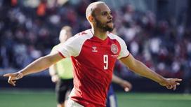 Стал известен состав сборной Дании на матч с Россией