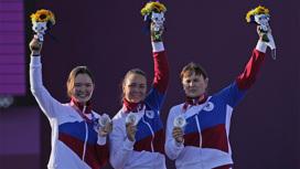 Российские лучницы: ехали выигрывать, и серебро – это наша победа