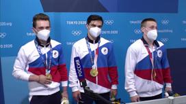 Триумфальное выступление: россияне взяли 5 медалей в Токио