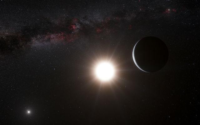 Система Альфа Центавра B, где может быть идеальная для жизни планета