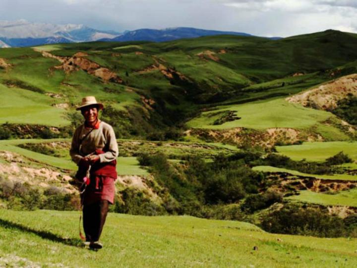 """Тибетцы унаследовали """"ген высоты"""" от денисовцев или от неандертальцев"""
