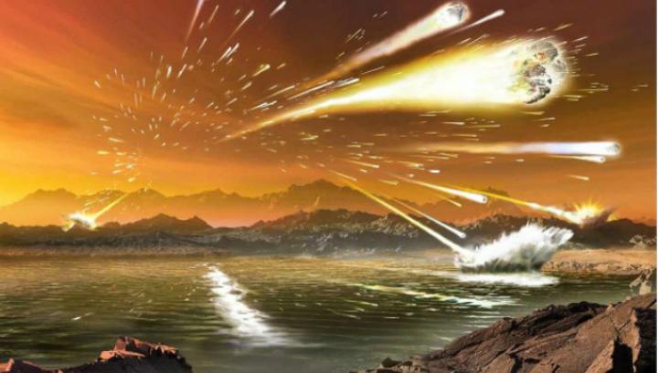 Результаты нового исследования указывают на то, что ключевые компоненты генетического материала появились на древней Земле благодаря внеземному воздействию