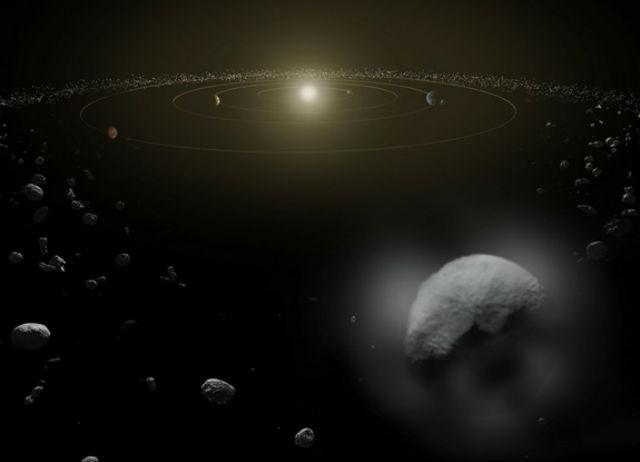 После открытия Цереры в 1801 году, астрономы долгое время не  могли определить, планета она или астероид