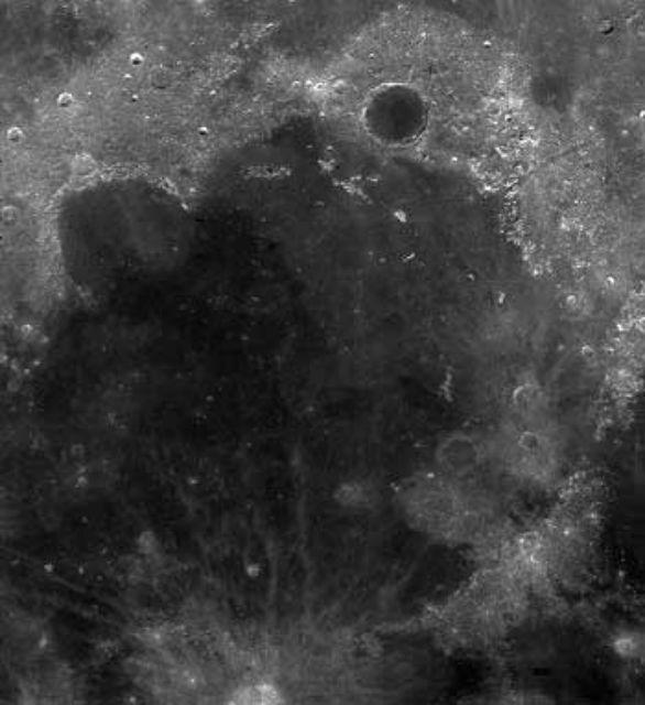 Кратер Море Дождей на Луне исследовать полностью, скорее всего, не удастся