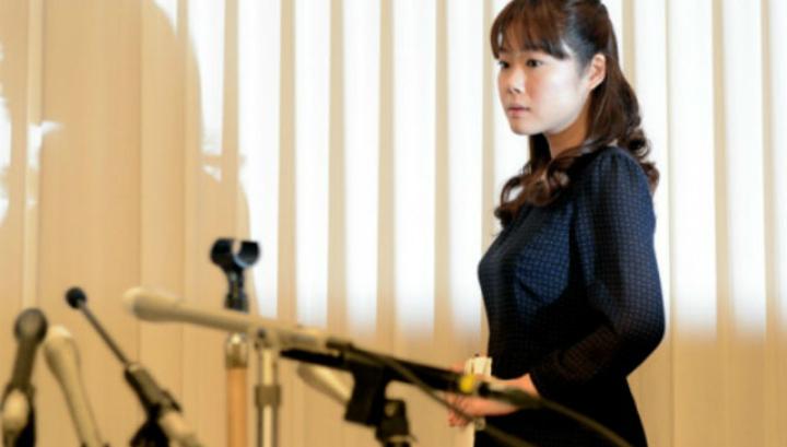 Харуко Обокато, ведущий автор скандального исследования о стволовых клетках