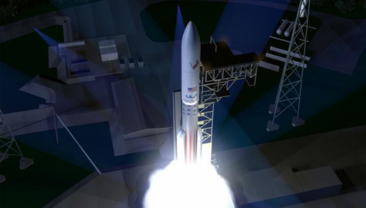 """Ракета """"Вулкан"""" будет оснащена силовой установкой на жидком оксиде метана"""