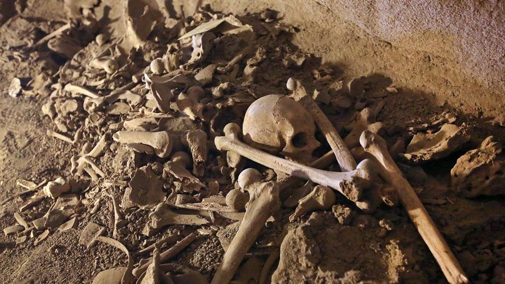 Подземный город-катакомбы Самен, Иран. Фото: IRNA