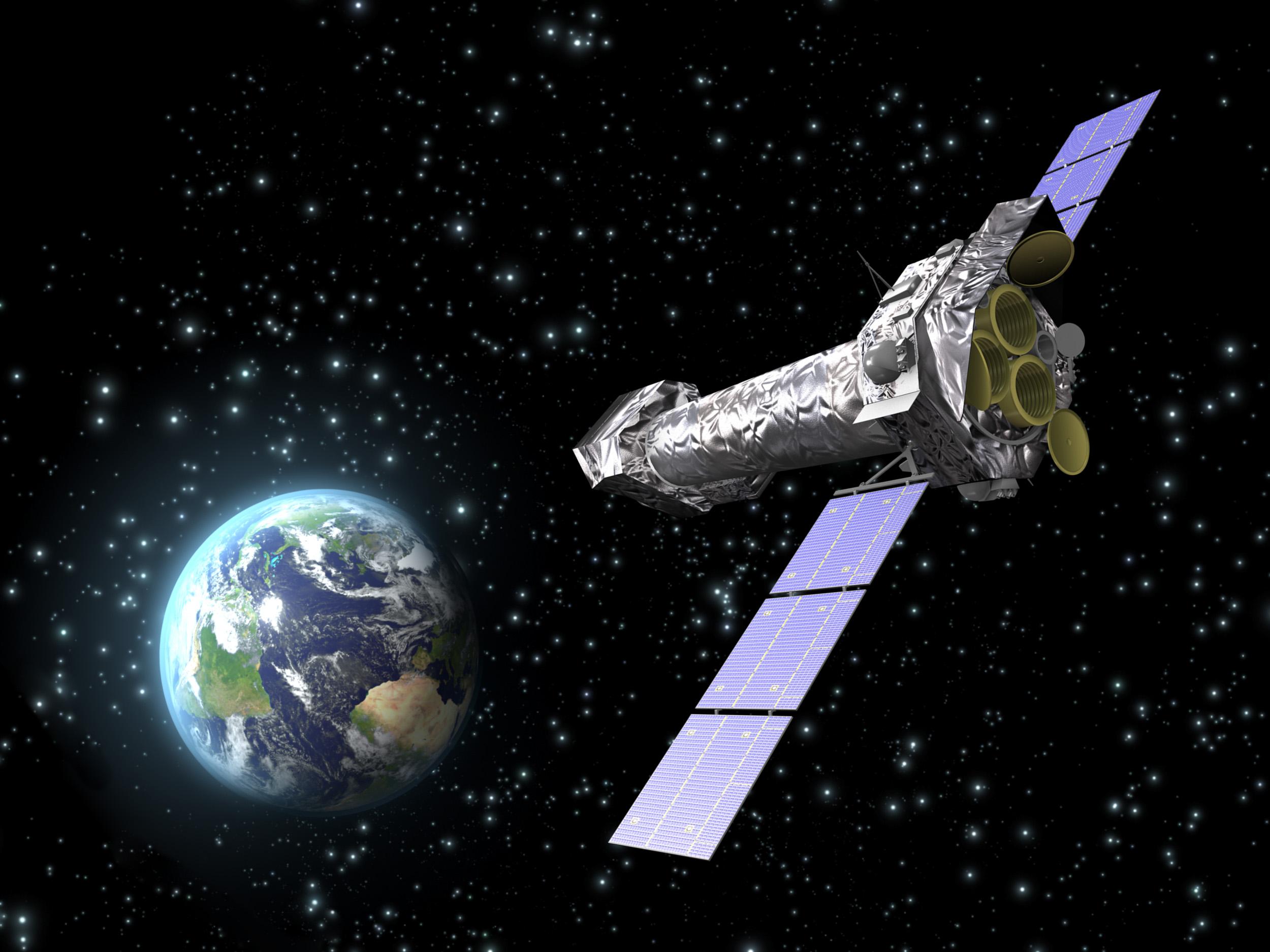 Наблюдения при помощи космических рентгеновских телескопов поставили перед учёными новую космологическую загадку.