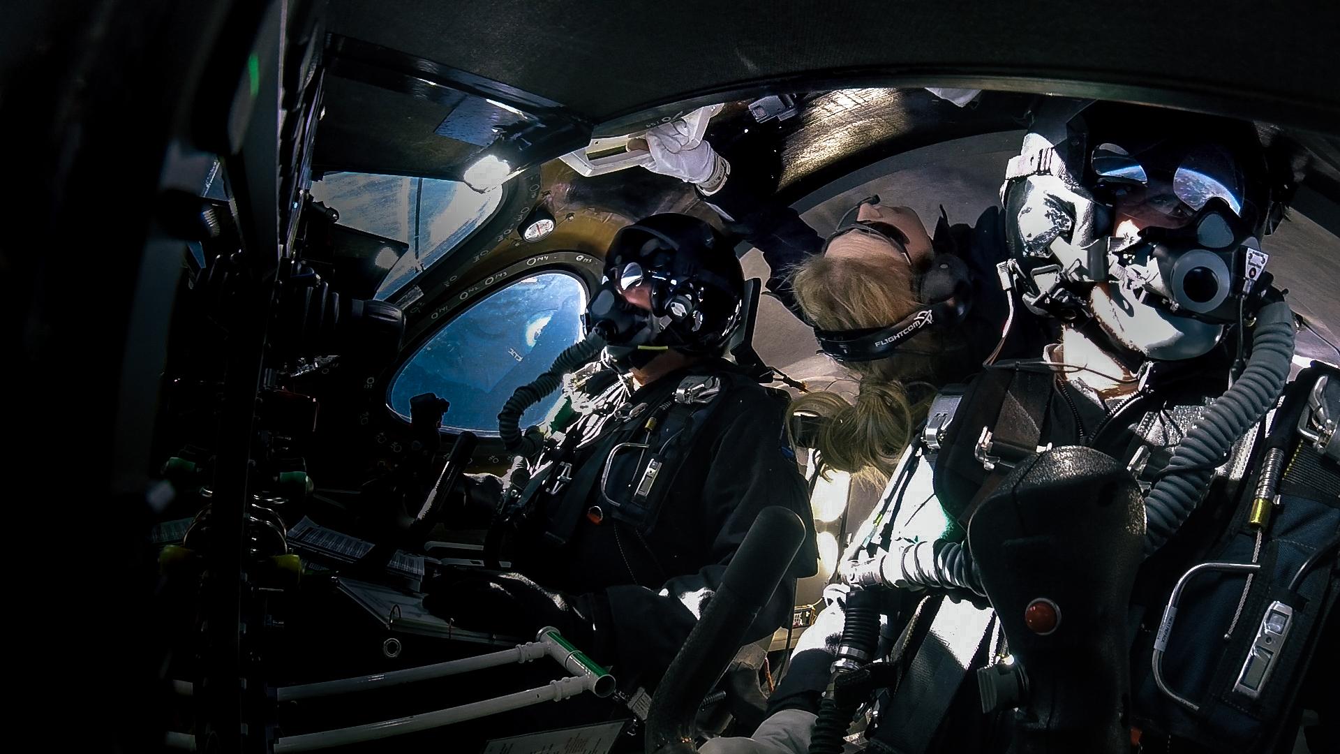 Рекордов было поставлено сразу несколько. Кроме того, впервые на частном космическом корабле в космос отправилась женщина.