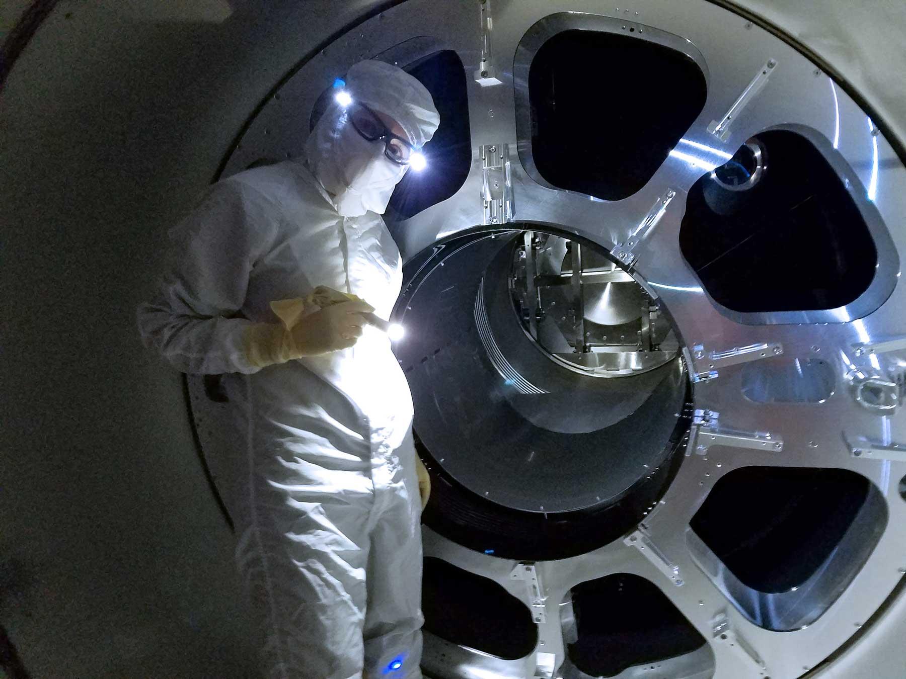 Повысить чувствительность детекторов было сложнейшей инженерной задачей.