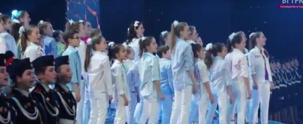 Большой детский хор ВГТРК. Что такое дети