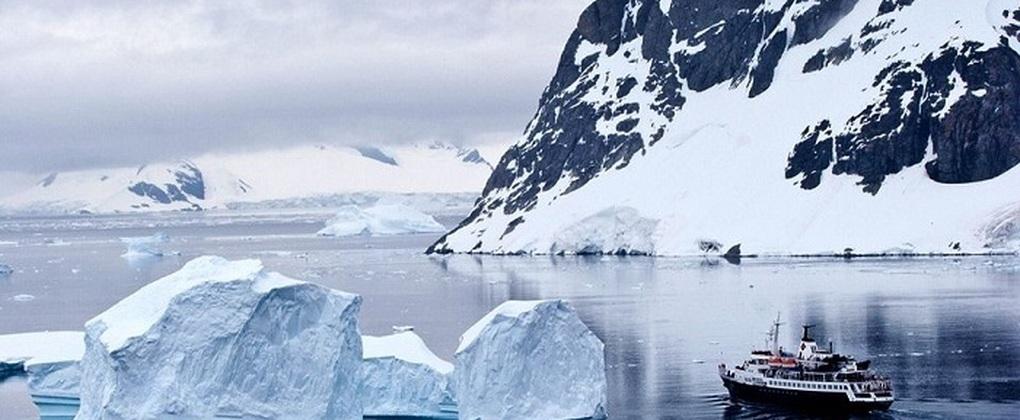 Далекая Антарктида - самый загадочный континент нашей планеты