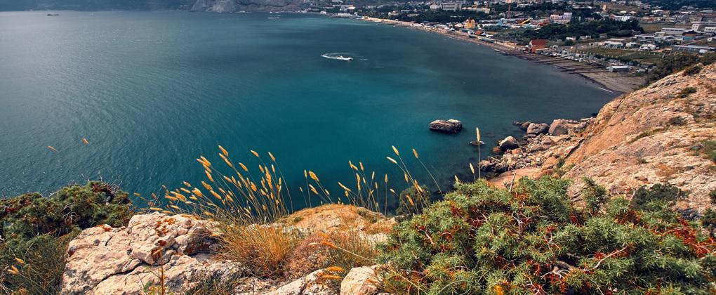 Плыть, ходить, летать: активный отдых в Крыму
