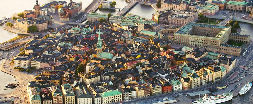 Стокгольм: как рождался город четырнадцати остров