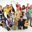 оркестр балканской музыки Еxilados