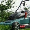 Робот на газоне