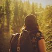 Дорога в школу: два часа ежедневно по тёмному лесу