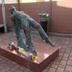 Герои дня: памятник Сергею Есенину