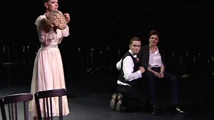 Выпускники Римаса Туминаса покажут дипломные спектакли на сцене Театра Вахтангова