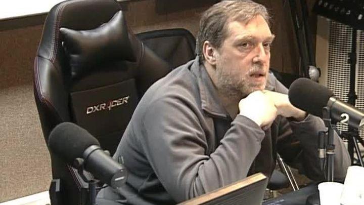 Студия Владимира Матецкого. Встреча с Никитой Высоцким