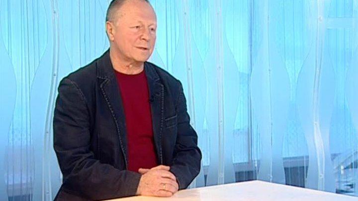 """27 января 2016 года на """"Худсовете"""". Борис Галкин"""