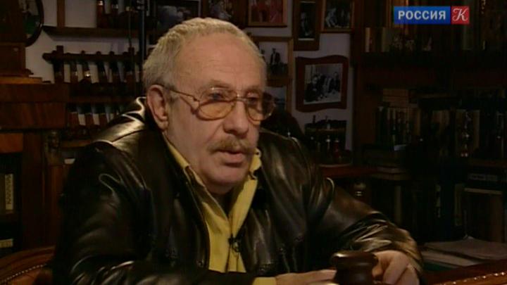 Исполнилось 75 лет со дня рождения киносценариста Эдуарда Володарского