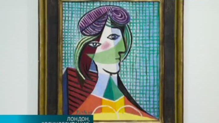 Работы Родена, Пикассо и Матисса  проданы по рекордно высокой цене на аукционе Sotheby's