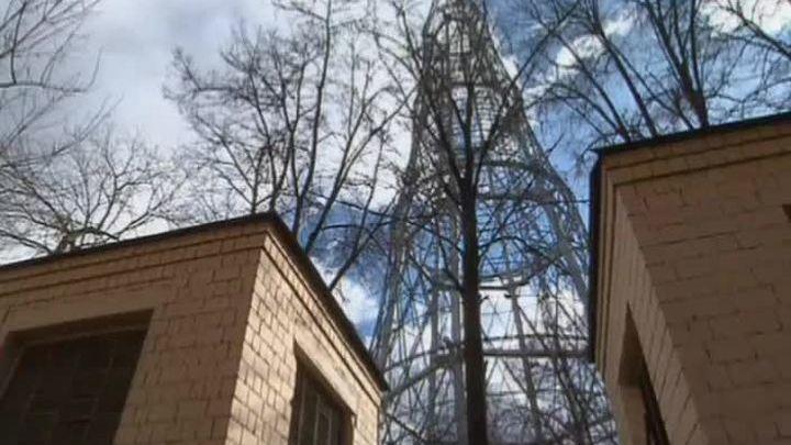 94 года назад Шуховская башня начала вещание