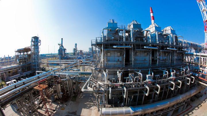 Нефтегазовая энергетика