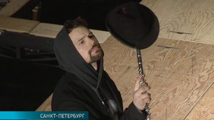 Данила Козловский играет Гамлета в новой постановке Льва Додина