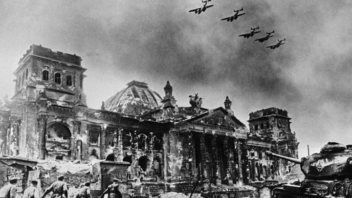 Великая Отечественная война. Битва за Берлин