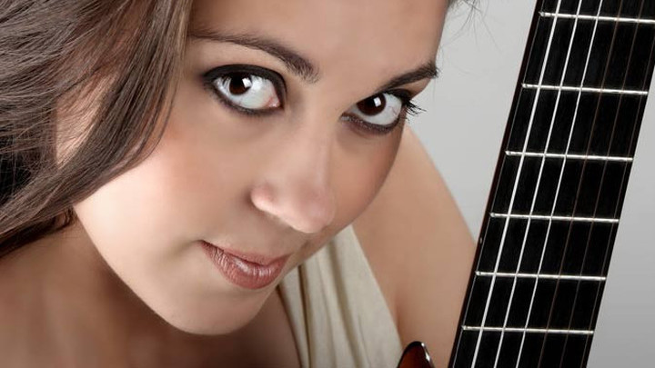 Екатерина Зайцева, гитаристка